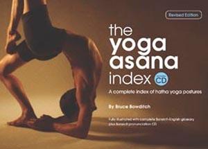 the yoga asana index a complete index of hatha yoga